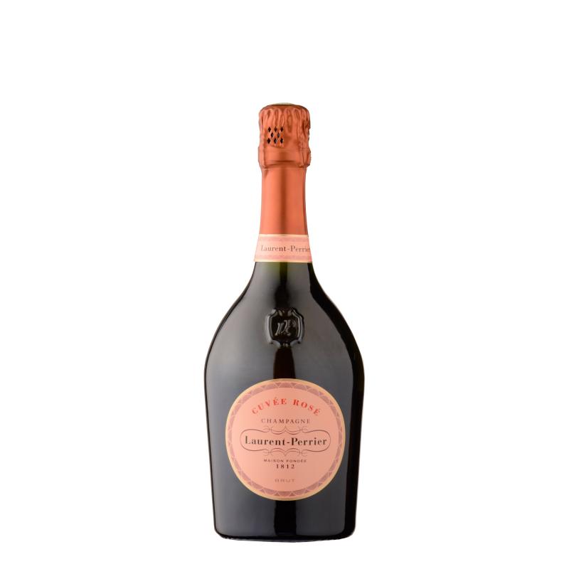 Champagne Cuvée Rosé Laurent-Perrier