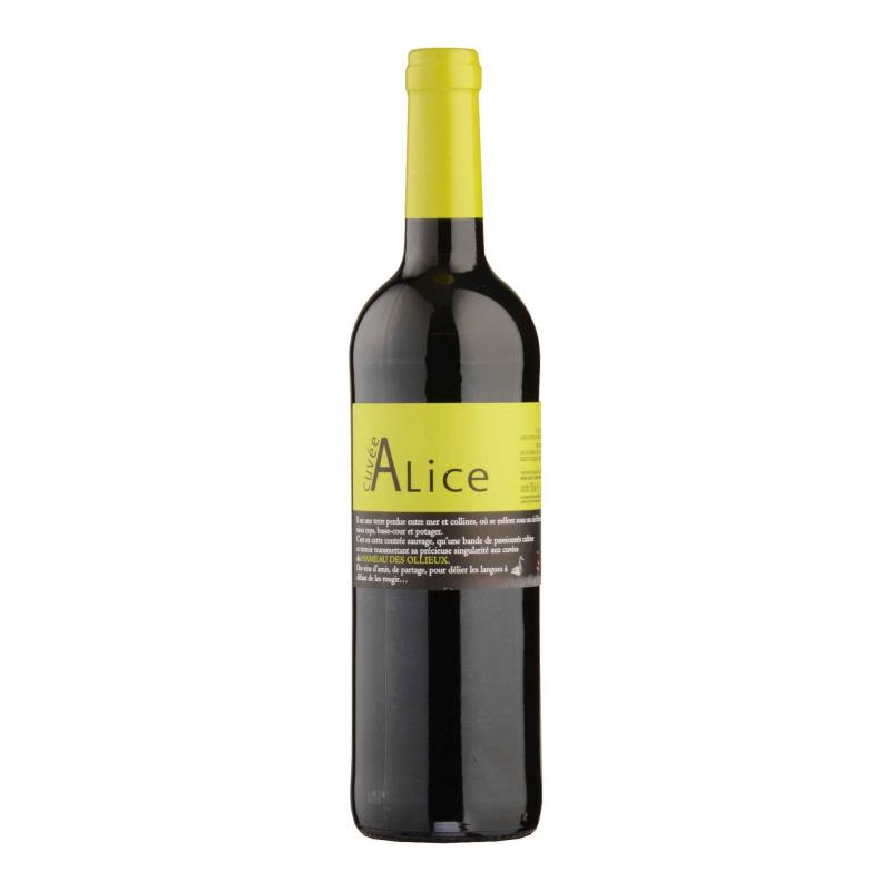 Château Ollieux Romanis - Cuvée Alice