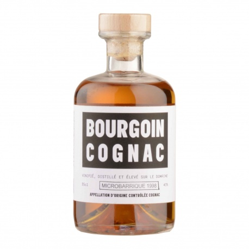 Cognac Bourgoin - Microbarrique 1998