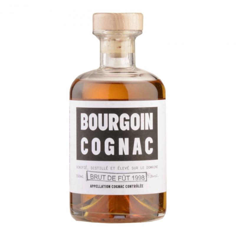 Cognac Bourgoin - Brut de fût 1998