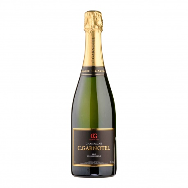 Champagne C. Garnotel - Brut Grande Reserve