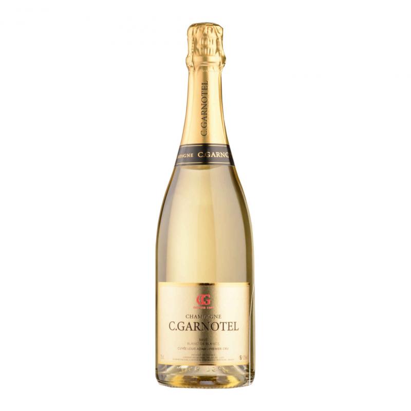 Champagne C. Garnotel - Blanc de Blancs Brut 1er Cru - Cuvée Louis Adam