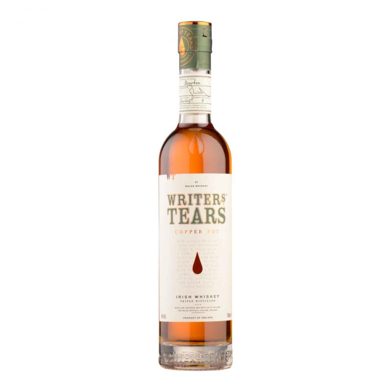 Writer's Tears - Copper Pot - Irish Whiskey