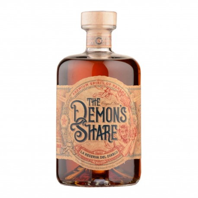 Rhum Demon's Share - 6 ans