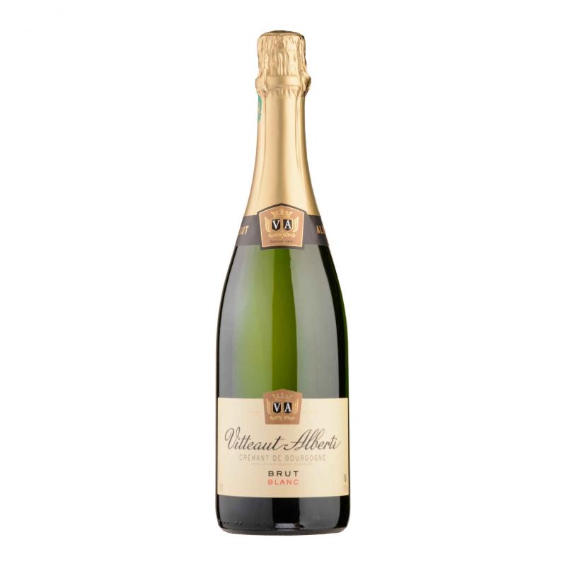 Crémant de Bourgogne Vitteaut-Alberti Brut