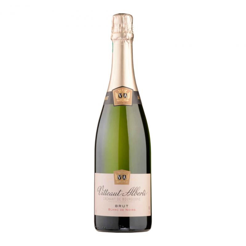 Crémant de Bourgogne Vitteaut-Alberti - Blanc de Noirs