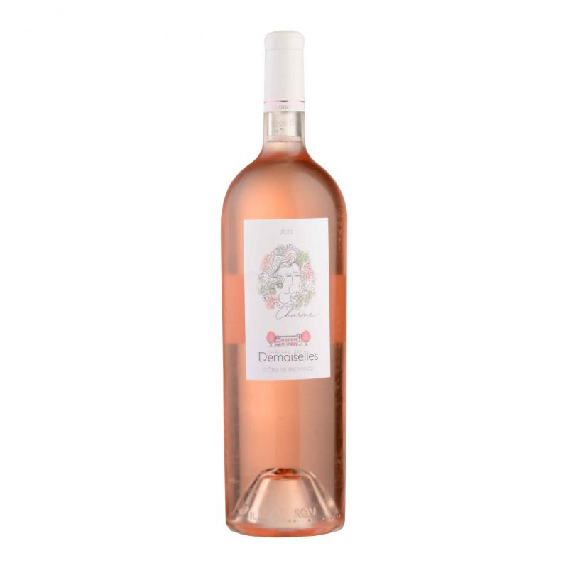 Charme des Demoiselles - Rosé - Magnum