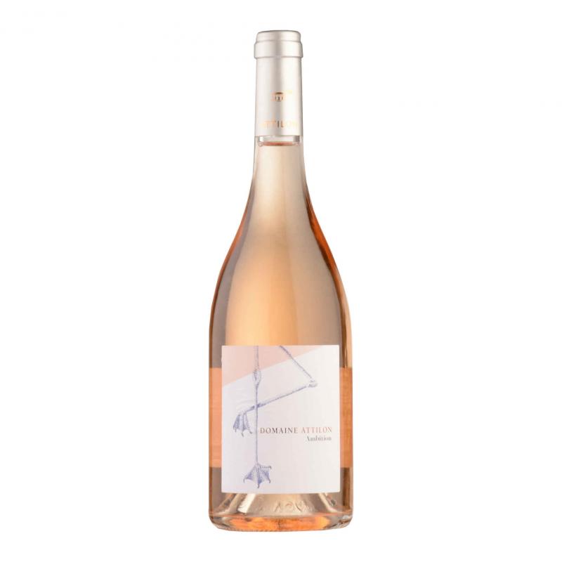 Domaine Attilon - Ambition rosé