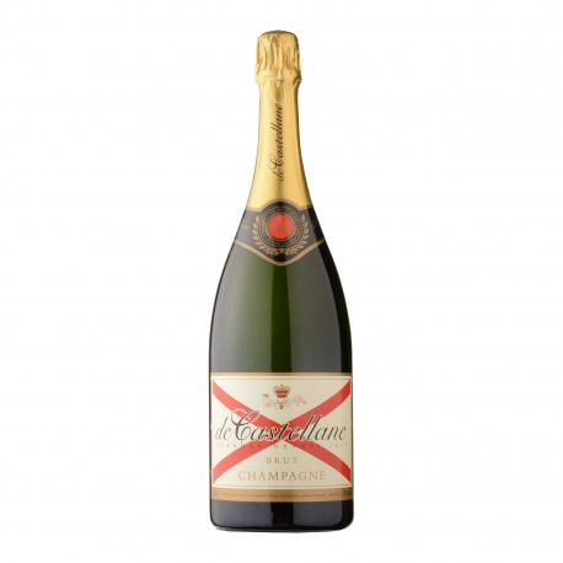 Champagne De Castellane - Magnum