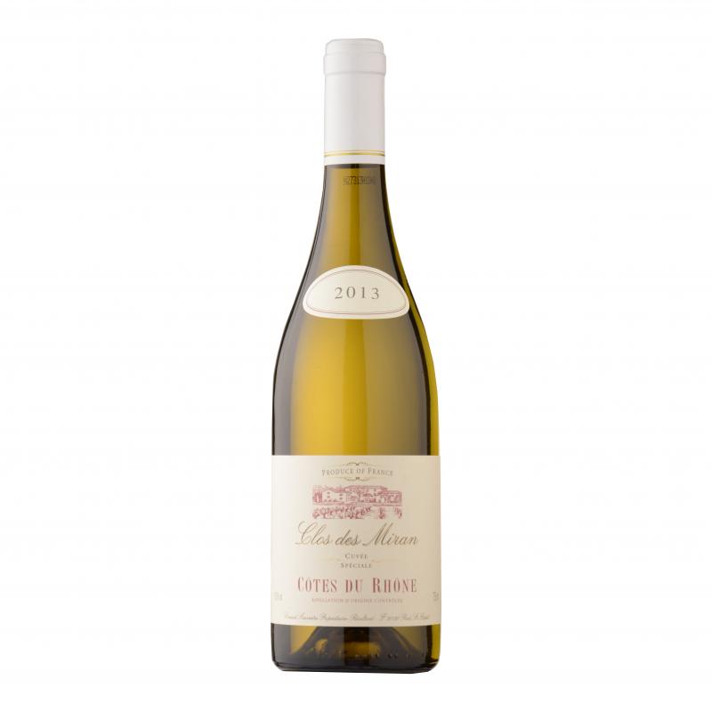 Clos des Miran - Cuvée spéciale Blanc
